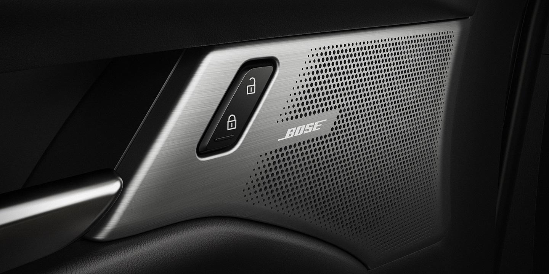 2020 MAZDA3 Sedan Speaker System