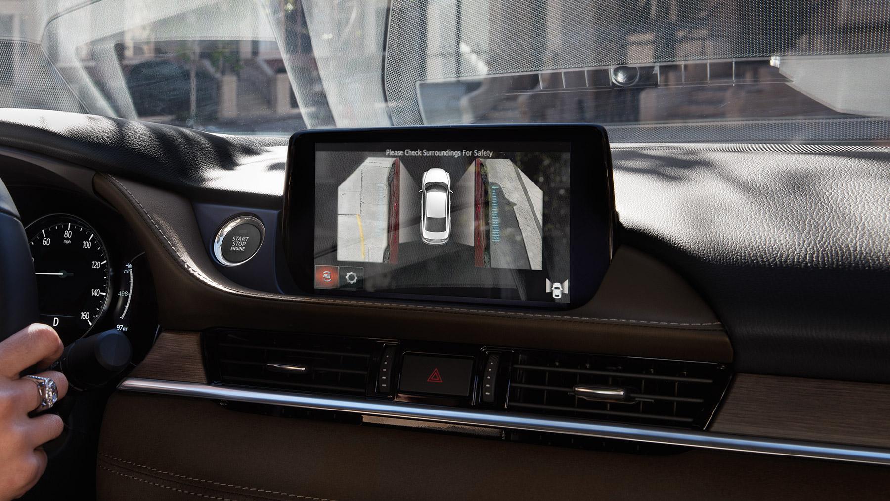 2020 MAZDA6 Touchscreen