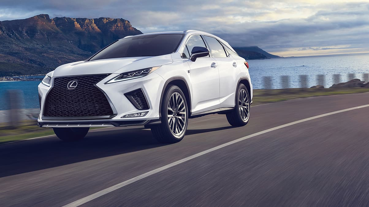 2020 Lexus RX 350 Lease in Chicago, IL