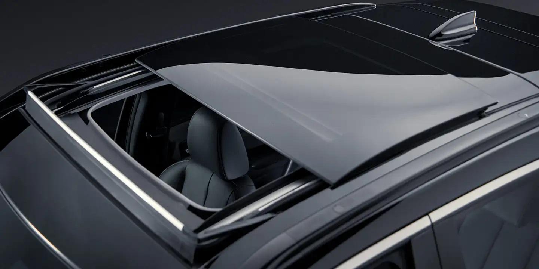 2020 Mitsubishi Eclipse Cross Sunroof