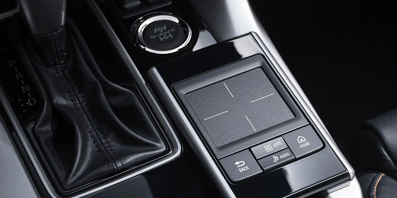 2020 Mitsubishi Eclipse Cross Interior Detailing