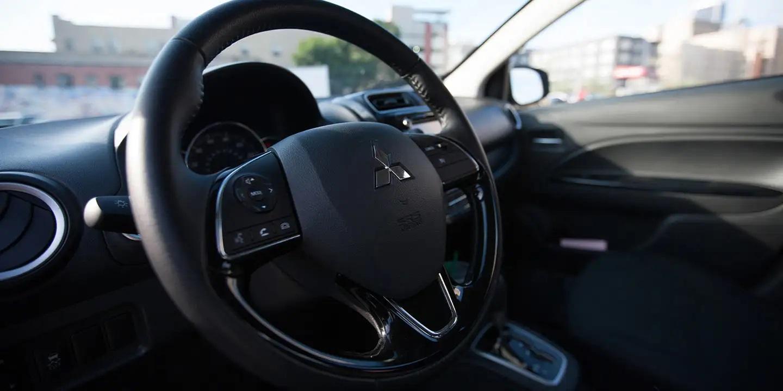 2020 Mitsubishi Mirage G4 Steering Wheel