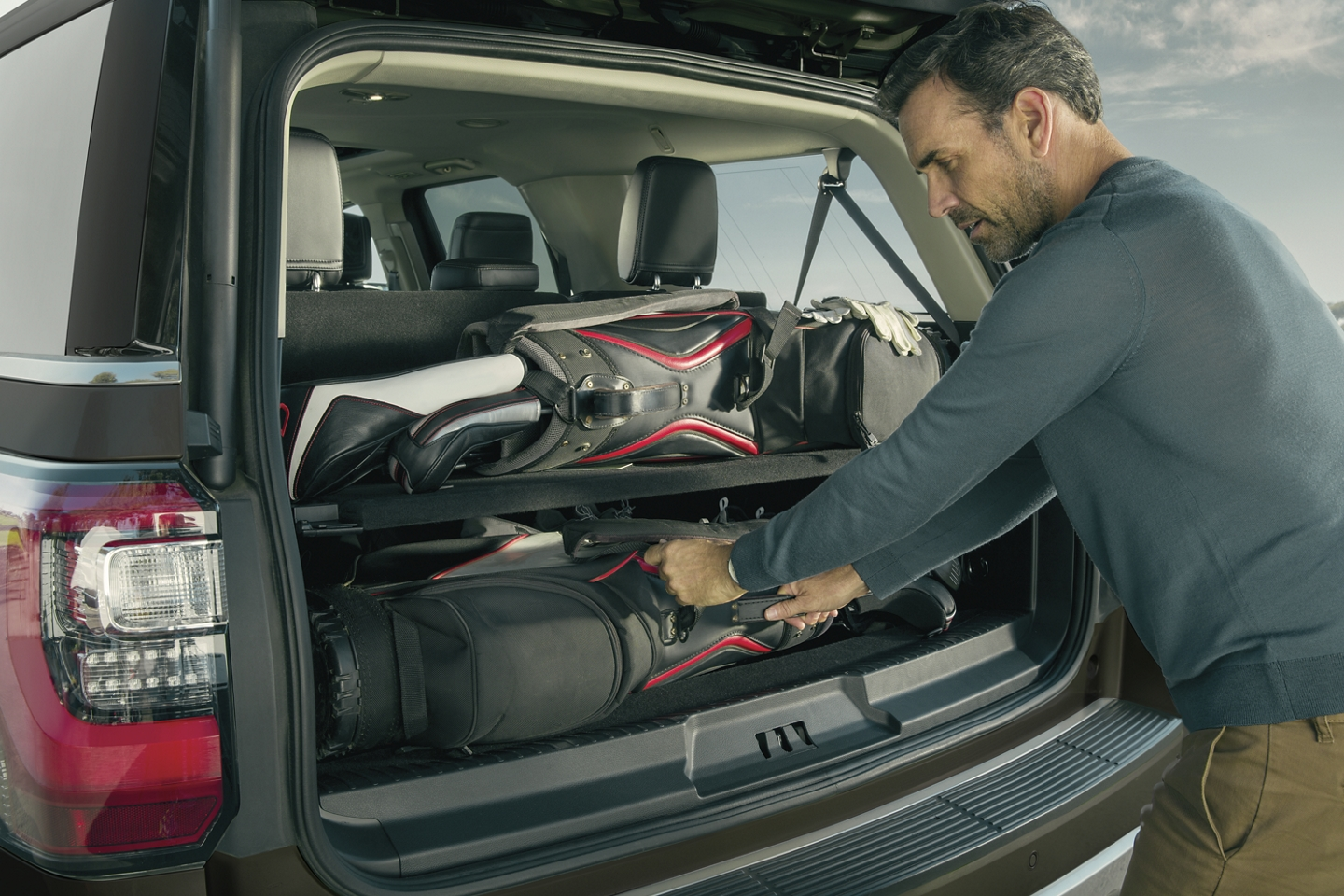 Cargo Space in the 2020 Ford Expedition
