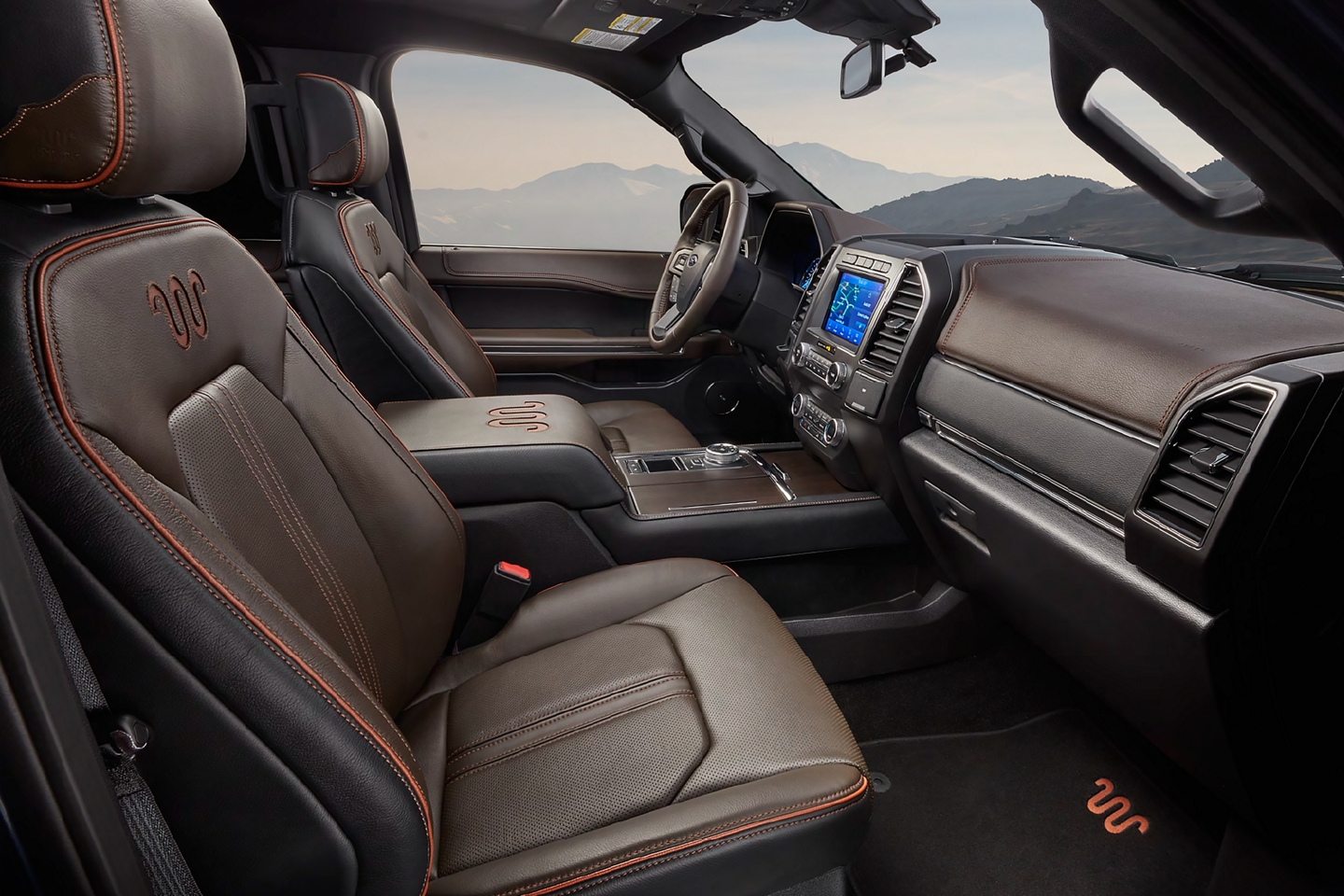 2020 Ford Expedition Cockpit