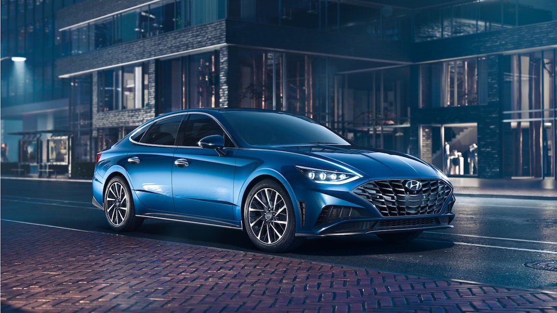 Compare 2020 Hyundai Sonata Trims Fayetteville Hyundai Dealership