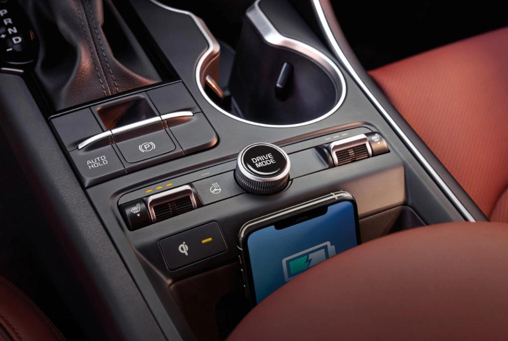 2021 Kia K5 Drive Mode Select