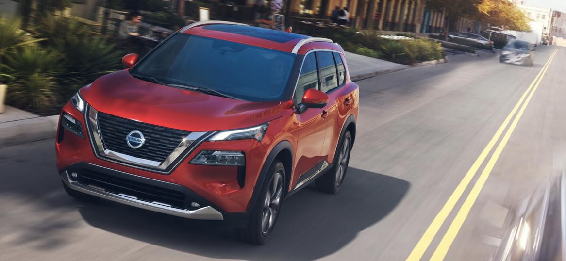 2021 Nissan Rogue Coming Soon in Marlborough, MA