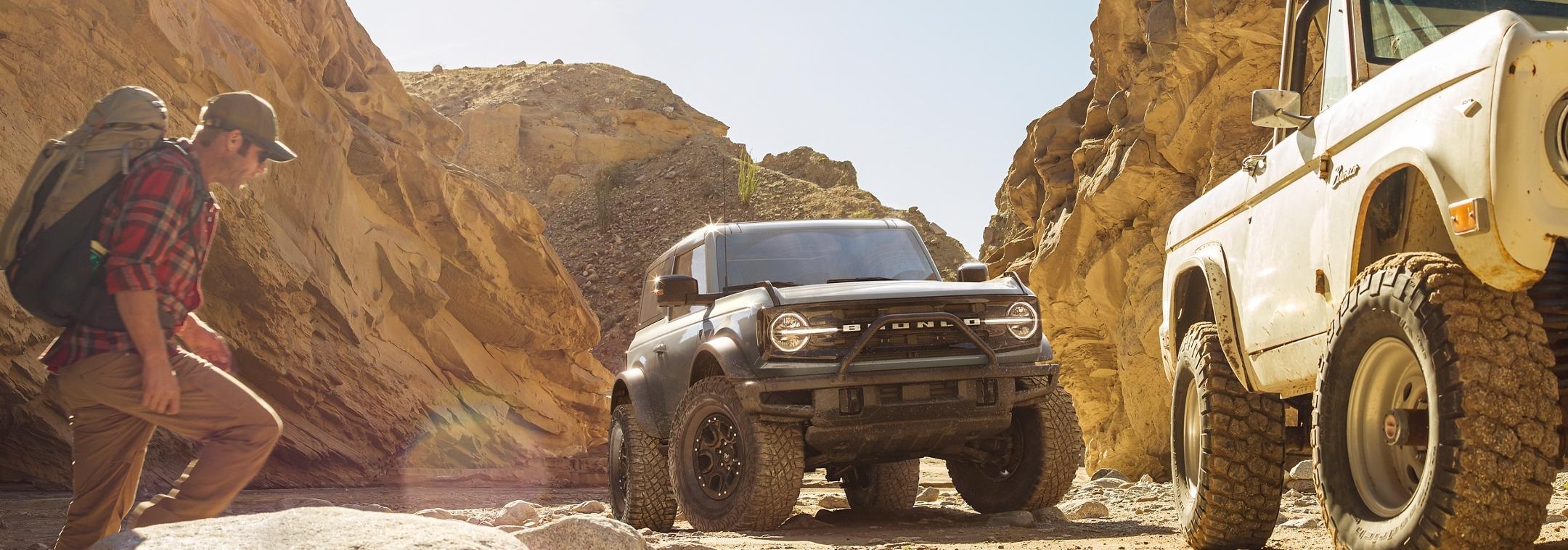 2021 Ford Bronco First Look Near Dallas Tx