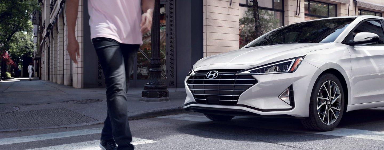 2020 Hyundai Elantra vs 2020 Subaru Impreza near Washington, DC