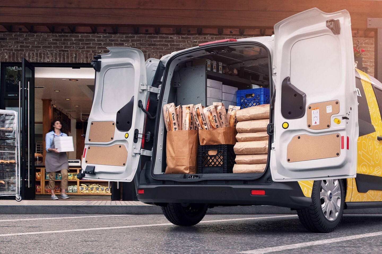 Experience the Versatility of a Cargo Van