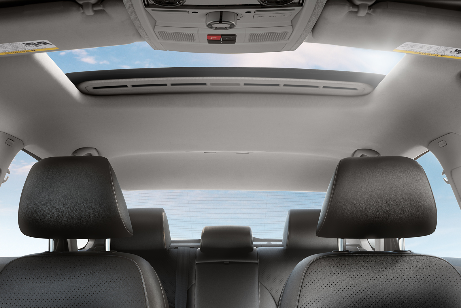 2020 Passat Sunroof
