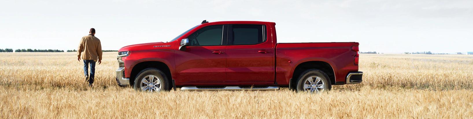 2020 Chevrolet Silverado 1500 for Sale near Denton, TX