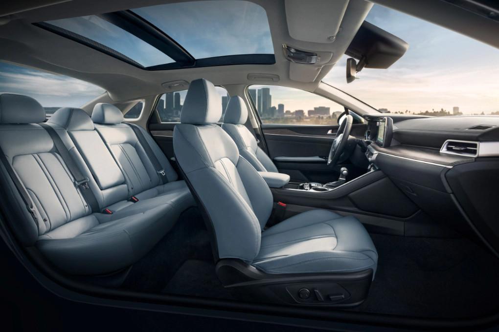 Premier Comfort in the 2021 K5
