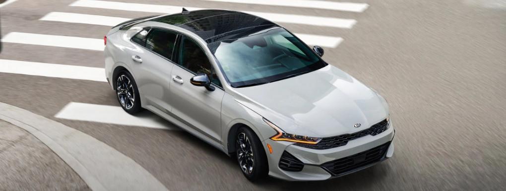 2021 Kia K5 for Sale near Tulsa, OK