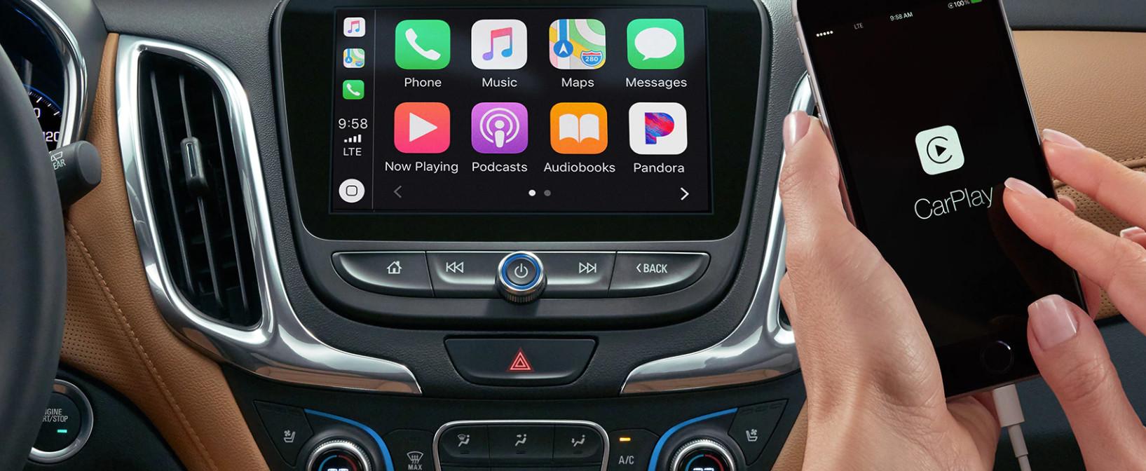 2020 Chevrolet Equinox Apple CarPlay™