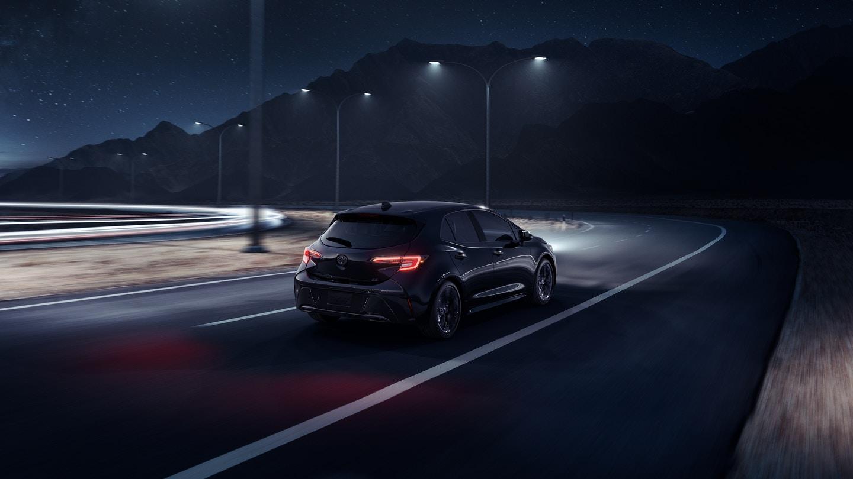Corolla Hatchback Nightshade Edition