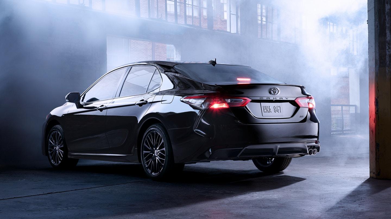Toyota Camry Nightshade Edition