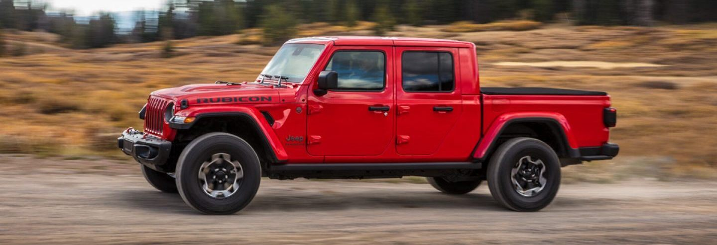 2020 Jeep Gladiator Lease Near Clifton Nj