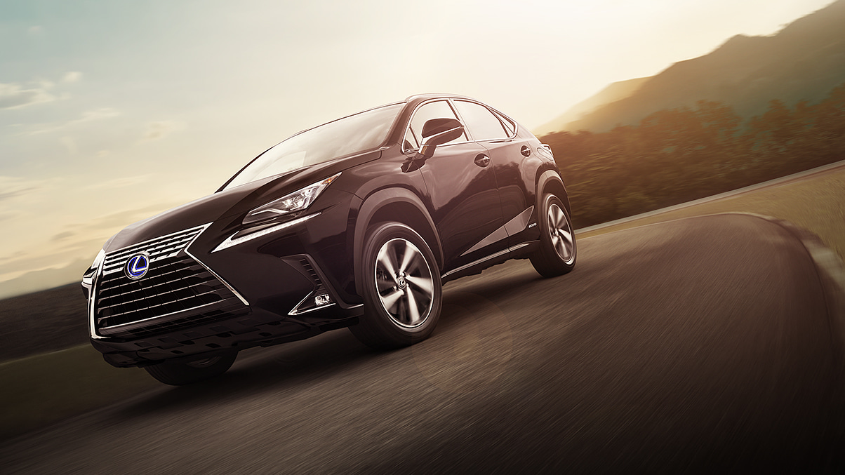 2020 Lexus NX 300h Lease near Deerfield, IL