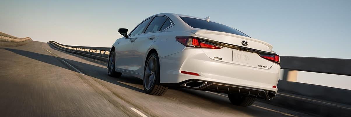 2020 Lexus ES 350 Trim Levels near Deerfield, IL