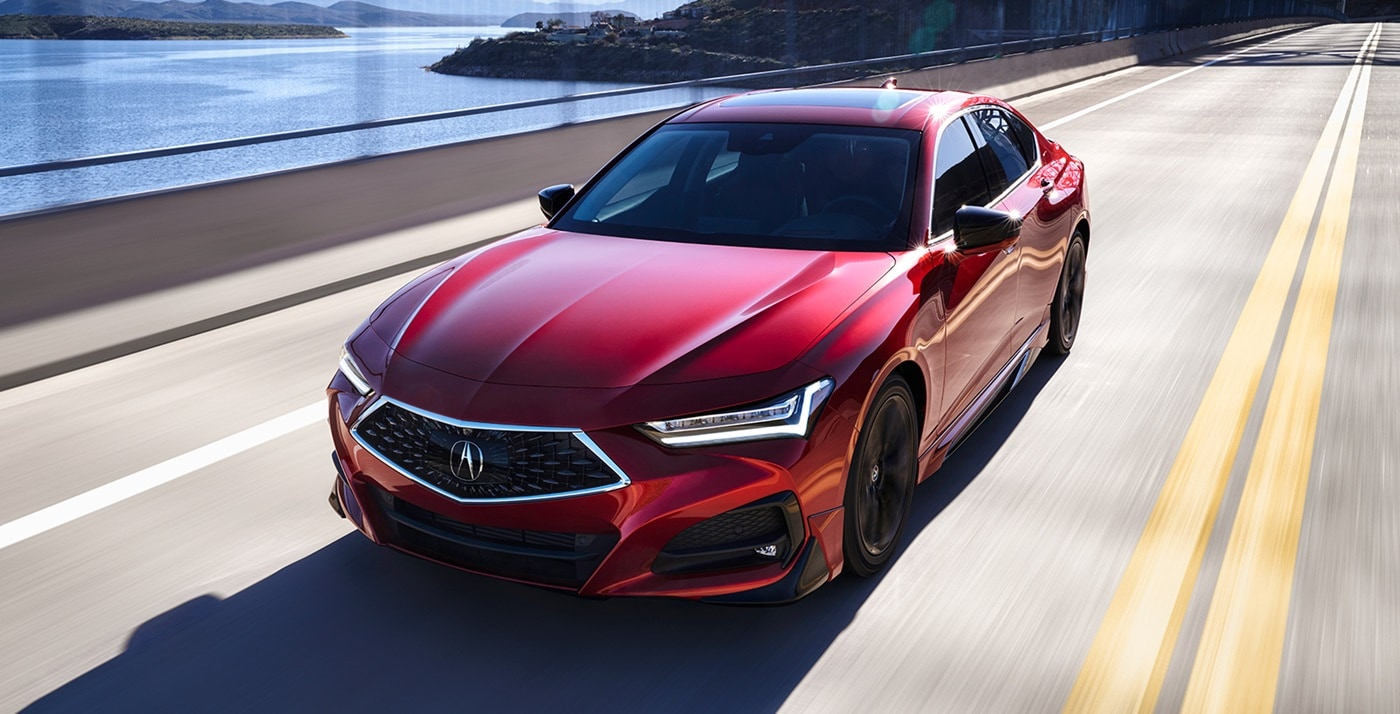 2021 Acura TLX: Safety Performance