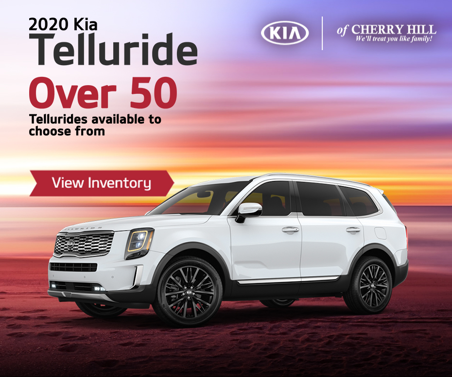 Monthly Specials Cherry Hill Kia