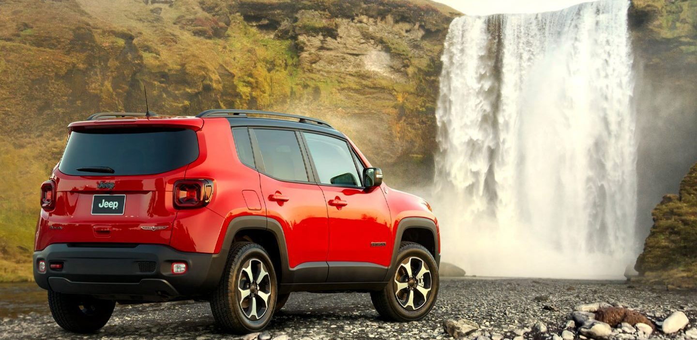 2020 Jeep Renegade Lease Near Shawnee Ok