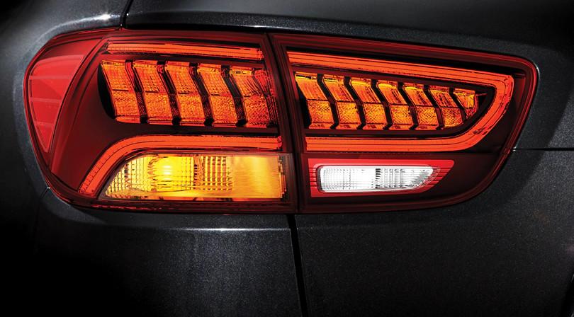 2020 Kia Sorento LED Lighting