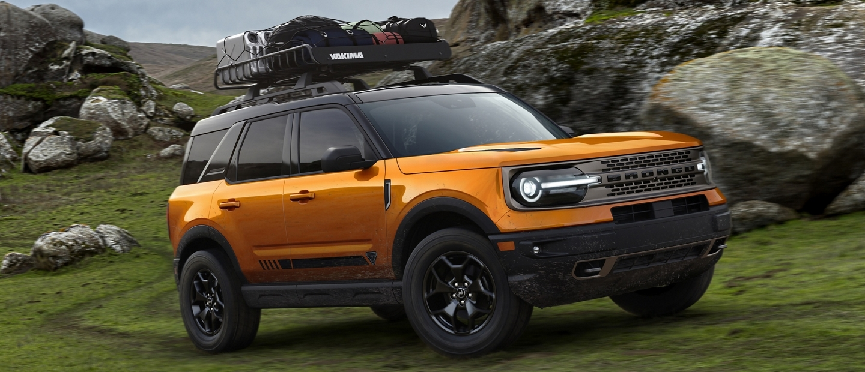 2021 Ford Bronco Sport First Look Near Kansas City Mo