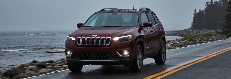 2021 Jeep Cherokee Lease Near Muskogee Ok