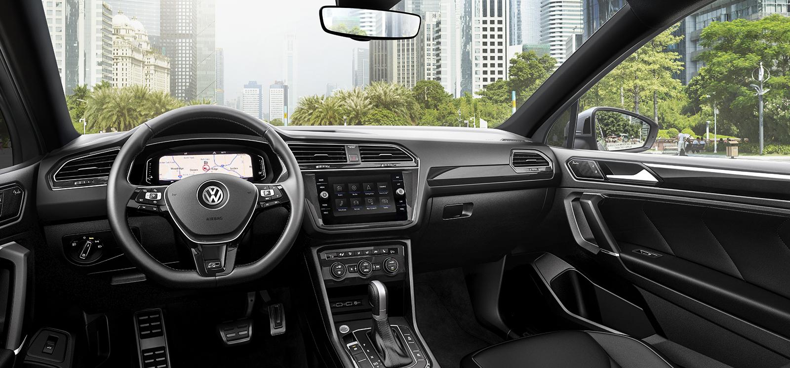 2021 Volkswagen Tiguan Lease near Washington, DC