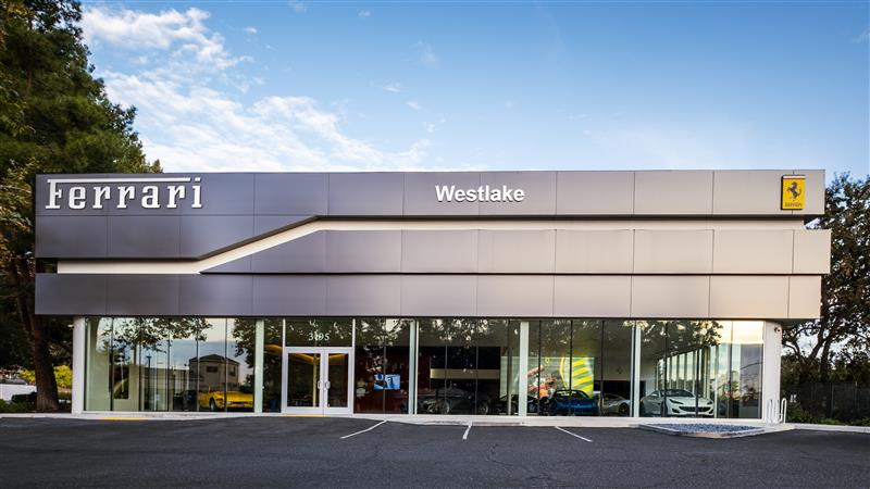 Consignment With Ferrari Westlake Ferrari Westlake
