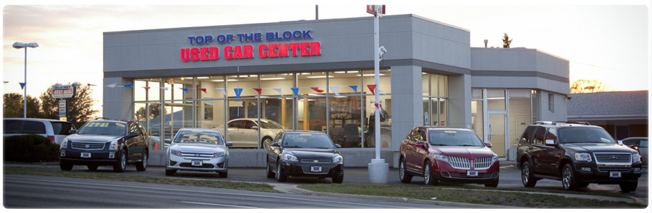 Top of the Block, Used Cars in Rockford IL