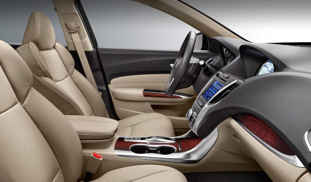 Acura TLX with Heated Seats