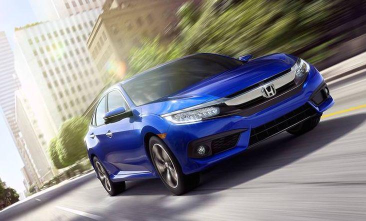 2016 Honda Civic Vs 2016 Nissan Sentra Near Silver Spring, ...