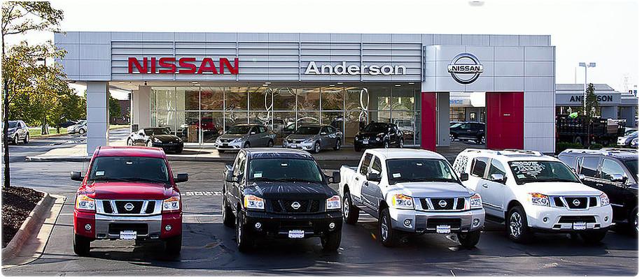 About Us Anderson Nissan Nissan Dealer Near Rockford Janesville