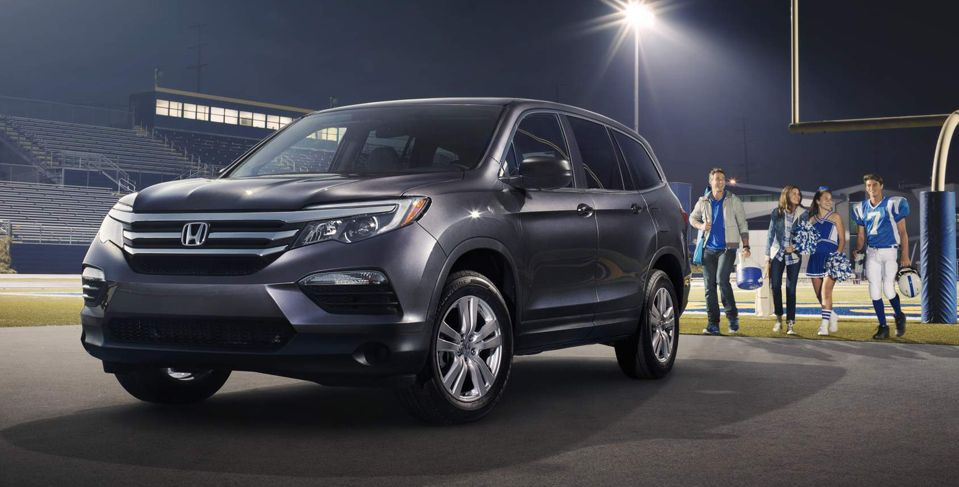 2016 Honda Pilot vs 2016 Toyota Highlander near Washington, DC