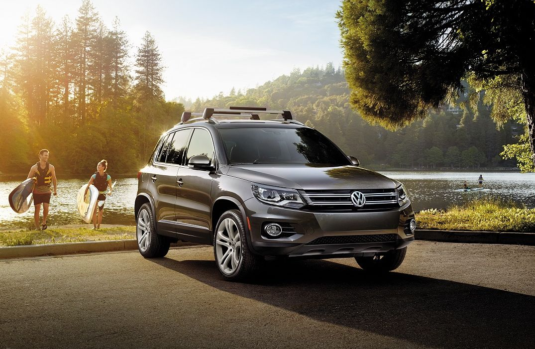 2016 VW Tiguan vs 2016 Chevy Equinox near Bethesda, MD