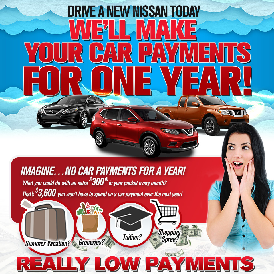 Nissan Make A Payment >> Payments For A Year Pohanka Nissan Of Fredericksburg