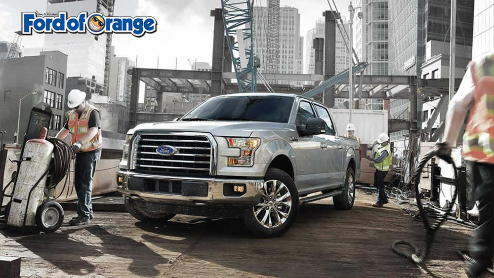 Orange County 2018 Ford F-150 Cerritos Tustin Irvine Orange