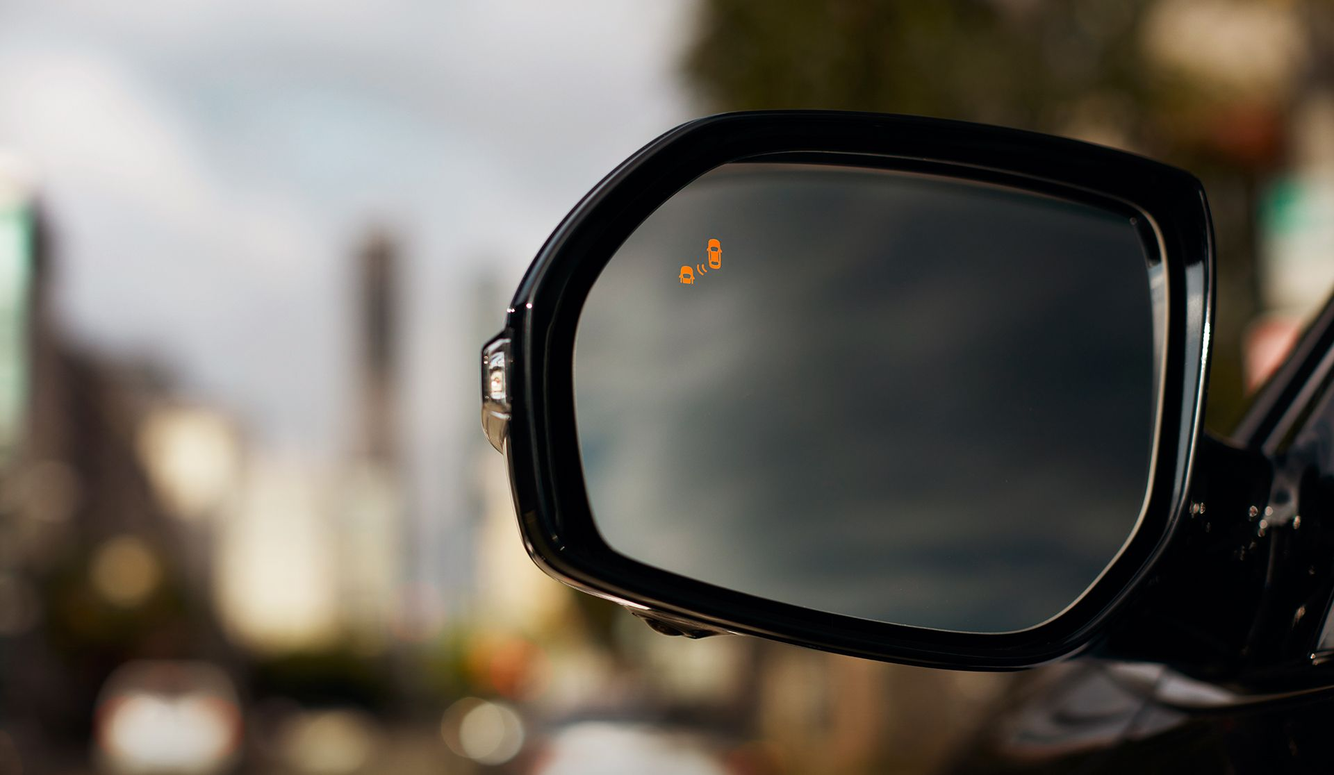 Hyundai Santa Fe Blind Spot Detection