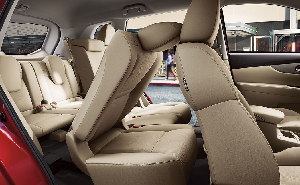 Nissan Rogue EZ Flex® Seating System