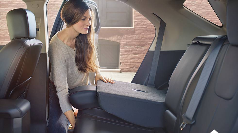Multi-Flex® Rear Seat in the 2016 Chevy Equinox