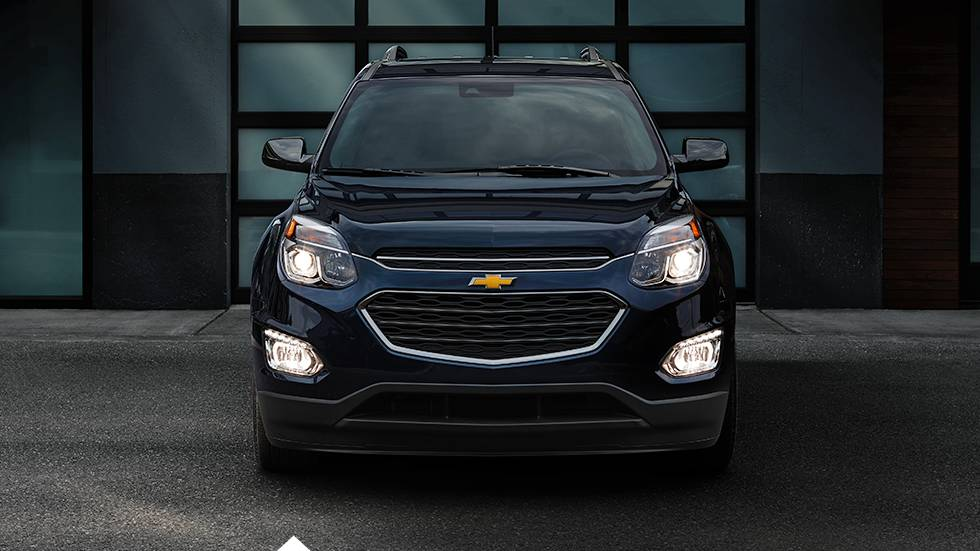 Test Drive the 2016 Equinox Today!