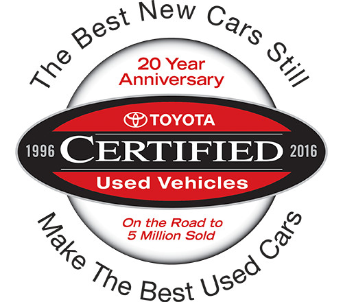 Certified Used Cars >> Toyota Certified Used Vehicles Piercey Toyota