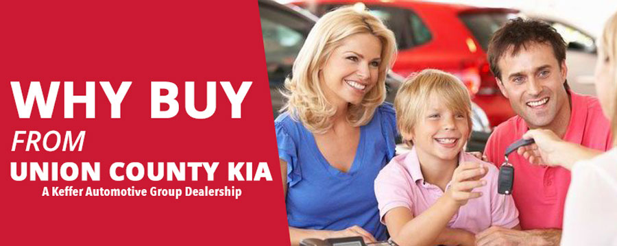 Why Buy From Union County Kia