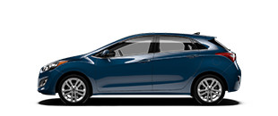 The Hyundai Elantra GT is avaialble to Springfield, IL drivers from Green Hyundai