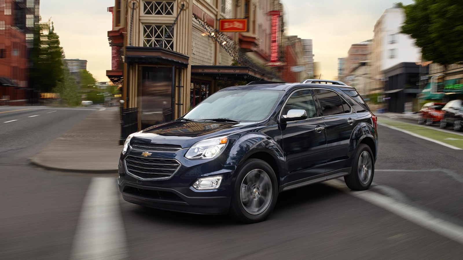 2017 Chevrolet Equinox vs 2017 Ford Escape in Chantilly, VA