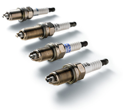 Genuine Spark Plugs - Lewis Toyota of Topeka
