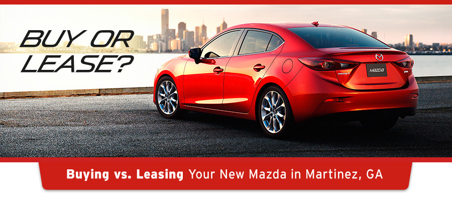 Buy Or Lease Gerald Jones Mazda Martinez Ga Mazda
